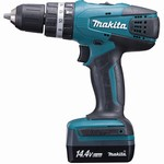 Perceuse-visseuse Li-Ion 14,4V 1,3Ah Ø10mm HP347DWE Makita